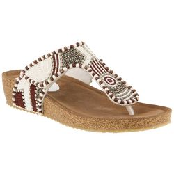 Spring Step Azura Womens Lachlana Thong Sandals