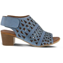Spring Step Womens Dorotha Cutout Sandals