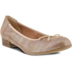 Spring Step Womens Kendal Ballerina Flats