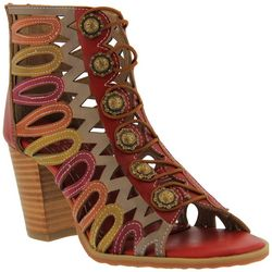 Spring Step Womens L'Artiste Julian Sandals