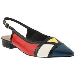 Spring Step Azura Womens Sonya Sling Back Shoes
