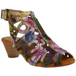 Spring Step Womens L'Artiste Flourisha Sandal
