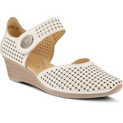 Spring Step Womens Desiree Wedge Shoes