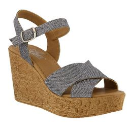 Spring Step Azura Womens Ronda Wedge Sandals