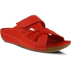 Spring Step Womens Gretta Slide Sandals