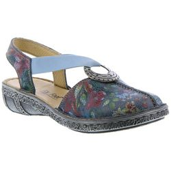 Spring Step Womens Swirlet Shoes