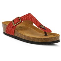 Spring Step Womens Estelle Thong Sandals