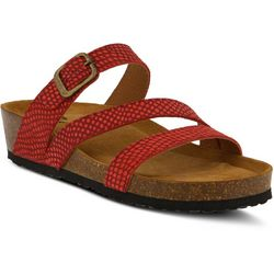 Spring Step Womens Flossie Strappy Sandals