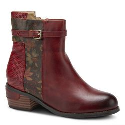 Spring Step Womens L'Artiste Kanessa Ankle Boots