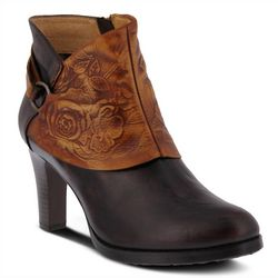 Spring Step Womens L'Artiste Lora Ankle Boots