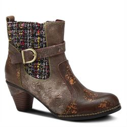 Spring Step Womens L'Artiste Nancies Ankle Boots