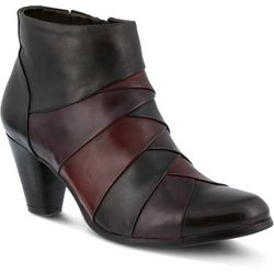 Spring Step Womens Binzo Pull-On Bootie