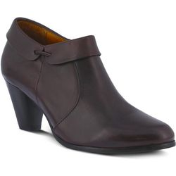 Spring Step Womens Clairvoyant Cuffed Shootie
