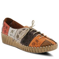 Spring Footwear Womens Spring Step Guppy Casual Sneakers