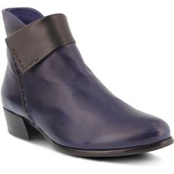 Spring Step Womens Quokka Pull On Bootie