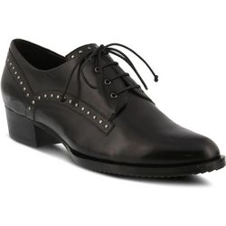 Spring Step Womens Pabla Leather Oxford
