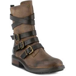 Womens Azura Calmon Mid Calf Boots