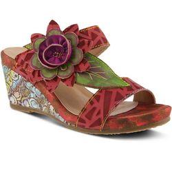 Spring Step Womens L'Artise Shayla Slide Sandal