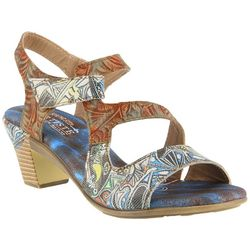 Spring Step Womens L'Artiste Marvel Sandals