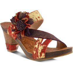 Spring Step Womens L'Artiste Myah Slide Sandals