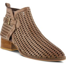 Spring Step Womens Andrey Ankle Bootie