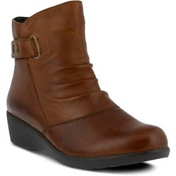 Spring Step Womens Smore Pull On Boot