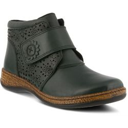 Spring Step Womens Souzala Leather Bootie