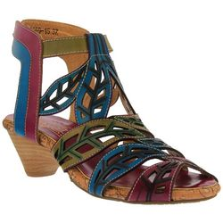 Spring Step Womens L'Artiste Boho Chic Sandals