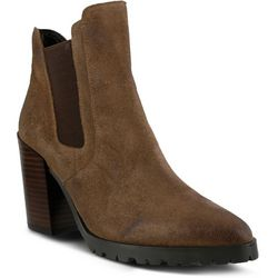 Spring Step Womens Azura Casiri Ankle Boots