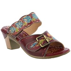 Spring Step Womens L'Artiste Ozuna Slide Sandals