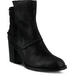 Spring Step Womens Azura Apore Ankle Boots