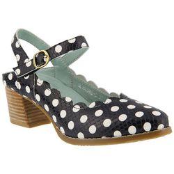 Spring Step Womens L'Artiste Dotanella Shoes