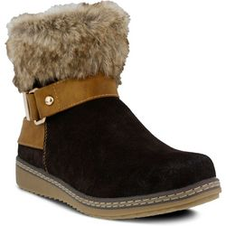 Spring Step Womens Popsicle Pull On Boot