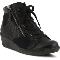 Womens Lilou Wedge Sneaker