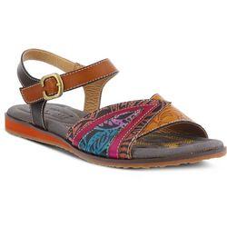 Spring Step Womens L'Artiste Goldenite Sandals