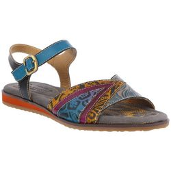 Spring Step Womens L'Artiste Goldenite Sandals