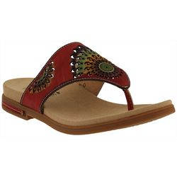 Spring Step Womens L'Artiste Mayura Thong Sandals