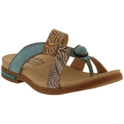 Spring Step Womens L'Artiste Pierce Thong Sandals