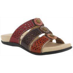 Spring Step Womens L'Artiste Glennie Slide Sandals