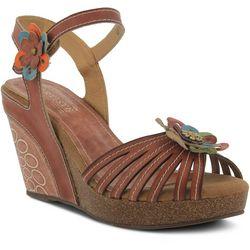 Spring Step Womens L'Artiste Honiepie Sandals