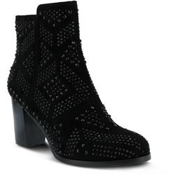 Spring Step Womens Azura Tacana Ankle Boots