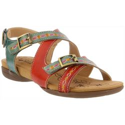 Spring Step Womens L'artiste Lilliana Sandals