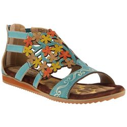 Spring Step Womens L'Artiste Maribel Sandals