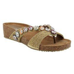Spring Footwear Womens Azura Mattosa Sandals