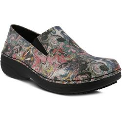 Spring Step Womens Manila Paintpot Shoes