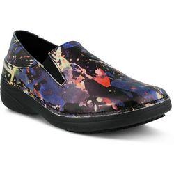 Spring Step Womens Manila Multi Slip On Shoes