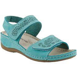 Spring Footwear Womens Flexus Revi Sandals