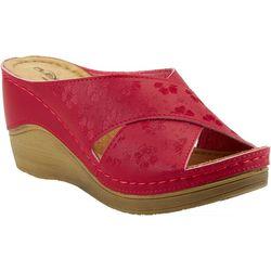 Spring Footwear Womens Flexus Remedios Sandals