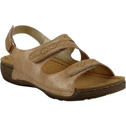 Spring Footwear Womens Flexus Halliday Sandals