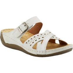 Spring Footwear Womens Flexus Denia Sandals